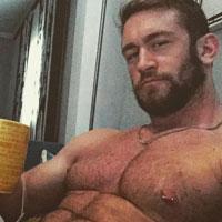 actif viril bear gay dispo
